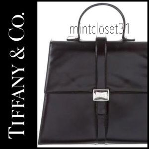 🆕 Tiffany & Co. Italy Leather Bag